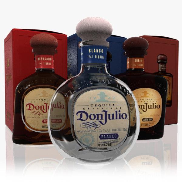 max don julio tequila set