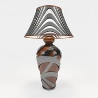 3d lamp home
