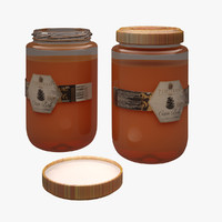 Honey Jar (Pehlivan)