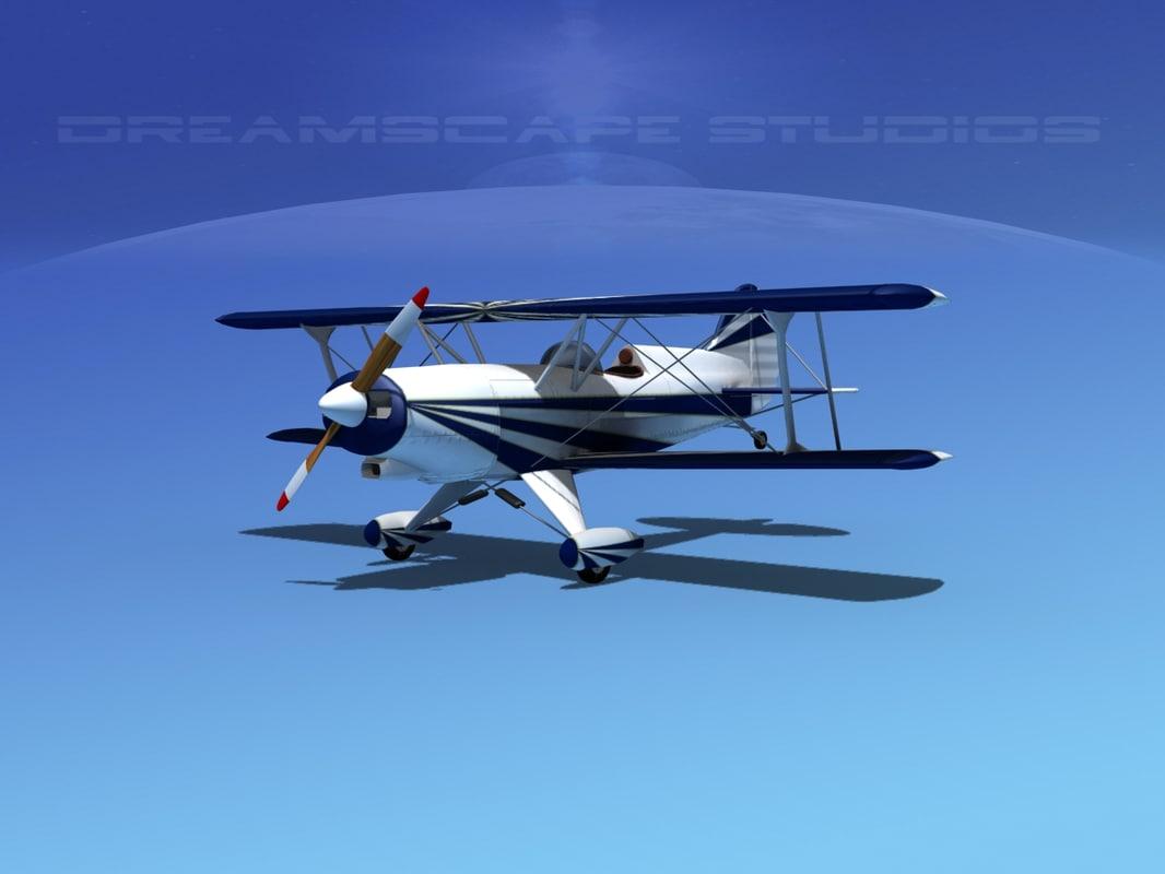 propeller acro sport biplane max