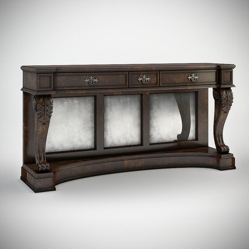 max greenwich console table