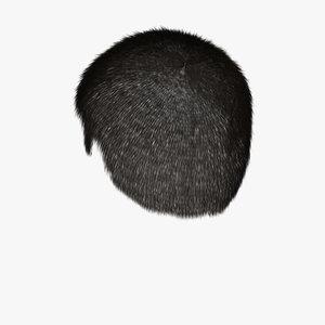 thomas hair 3d 3ds