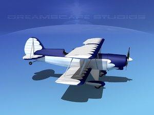 3ds acro sport biplane ii