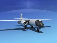3d arado ar blitz bomber model