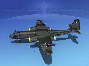 3d model arado ar blitz bomber