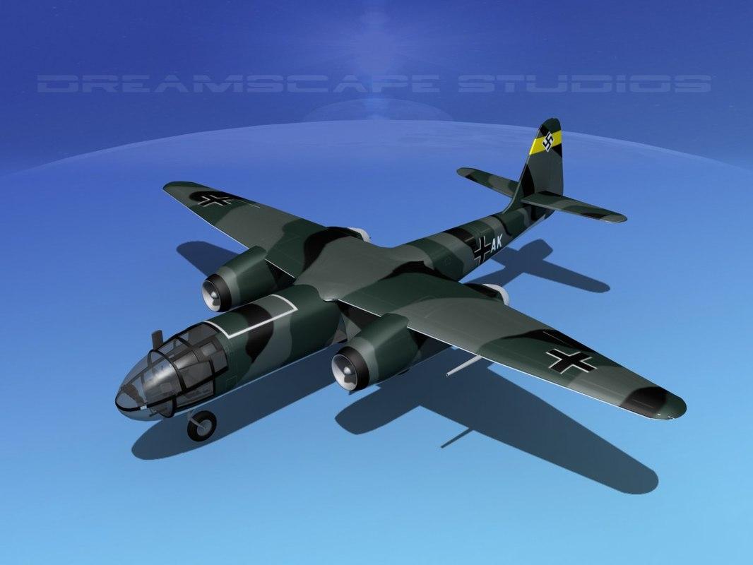 3d arado ar blitz bomber