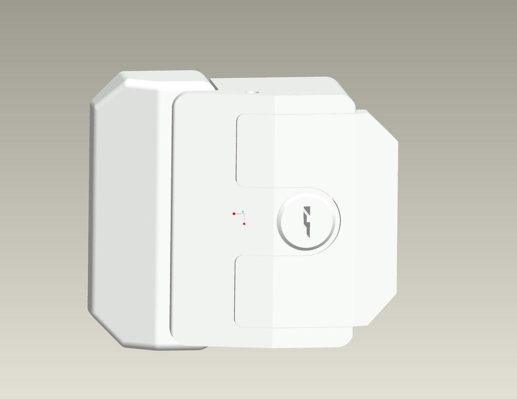 lock rexroth 3d model