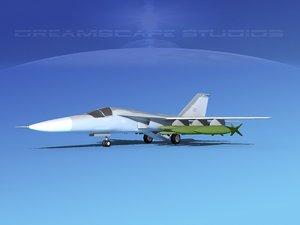 bomber fb-111 obj