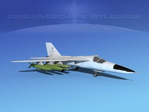bomber fb-111 3ds