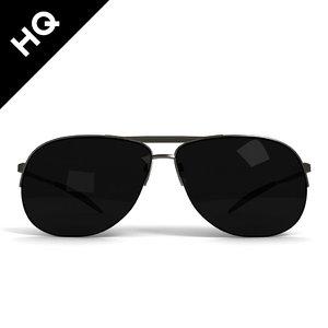 3d model of sun glasses