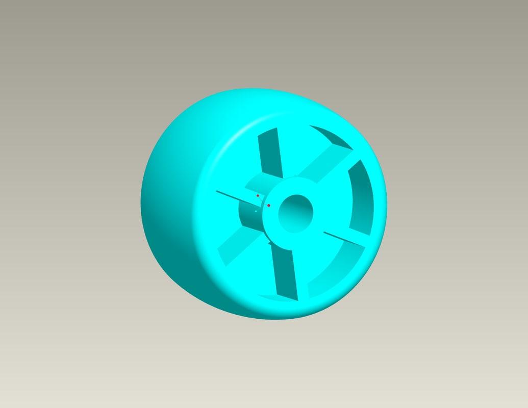 obj wheel