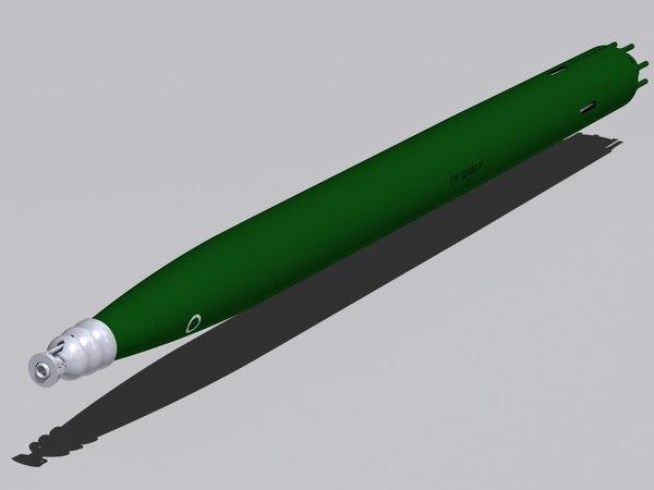 3d model va-111 shkval