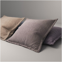 pillows38 pillow 3d obj