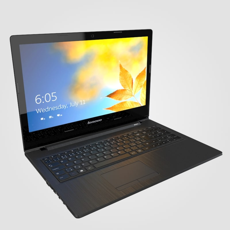 3ds max lenovo notebook