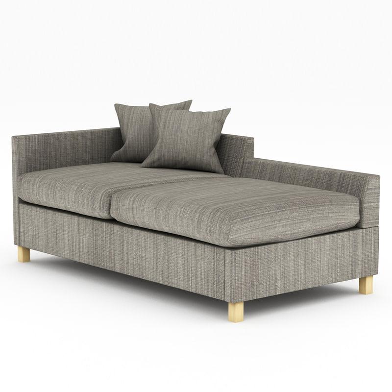 3d anglais sofa model