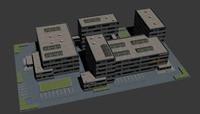 school constructor 3dmodels max