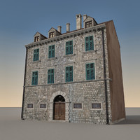 Italian Building 006