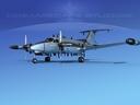 Beechcraft RC-12Q Guardrail US Army 1
