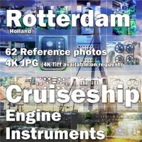 DBuzzi Holland Rotterdam Cruiseship and Engine Instruments