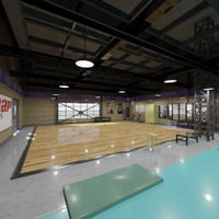 max fitness hall