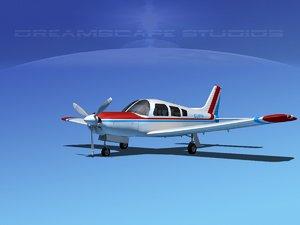 3d propeller piper cherokee