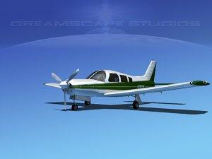propeller piper cherokee 3ds