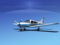 propeller piper cherokee dwg