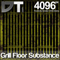Metal Grill Flooring Substance