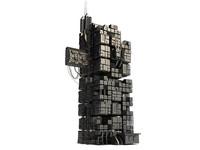 Sci Fi Box Building 7