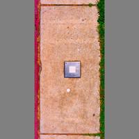 DBuzzi Texture Street Stone Border Light
