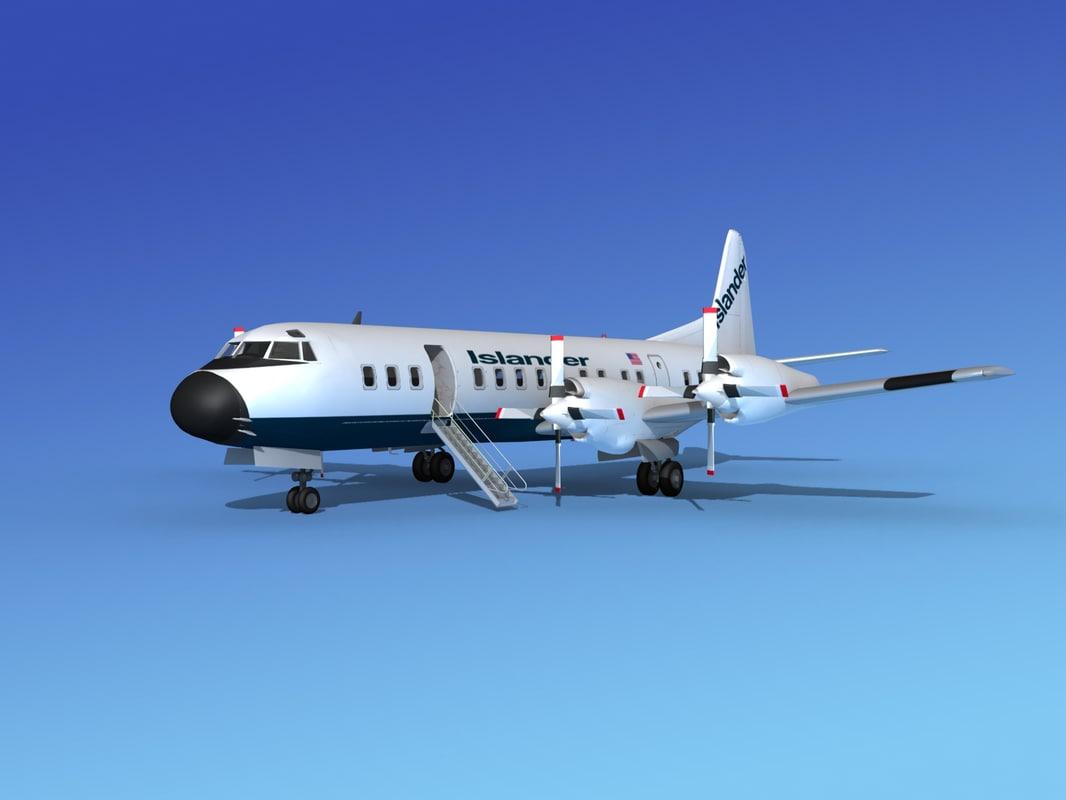 propellers l188 electra lockheed max