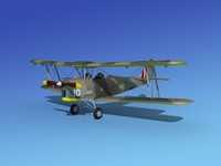 Dehavilland DH82 Tiger Moth V04