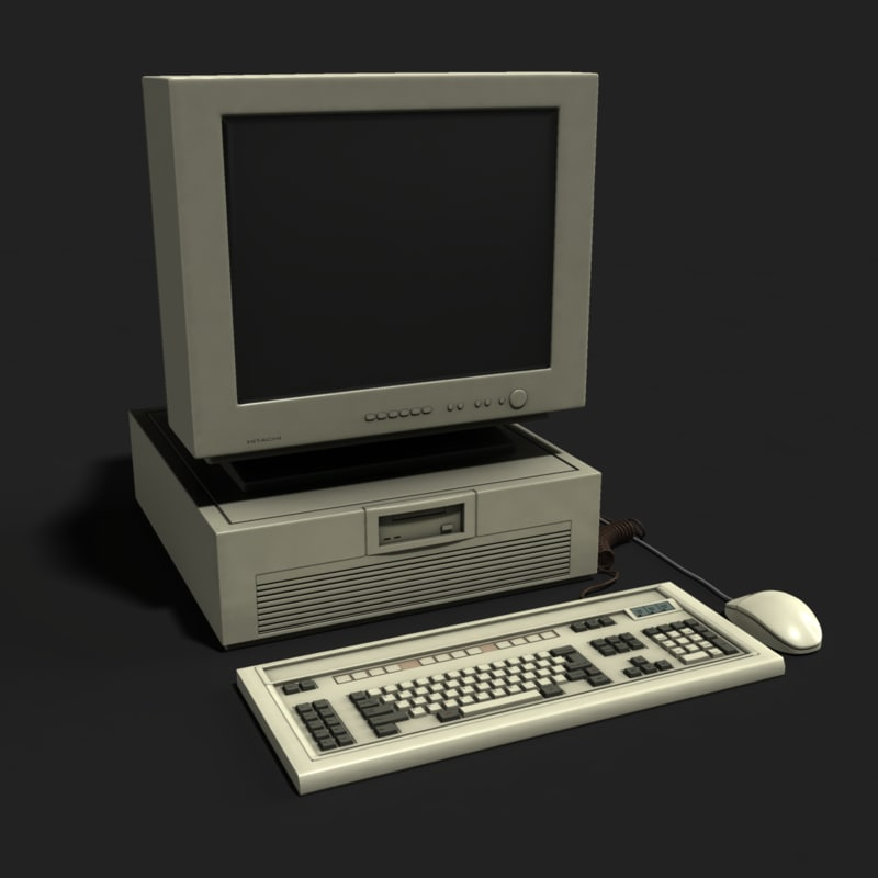 maya hitachi computer monitor
