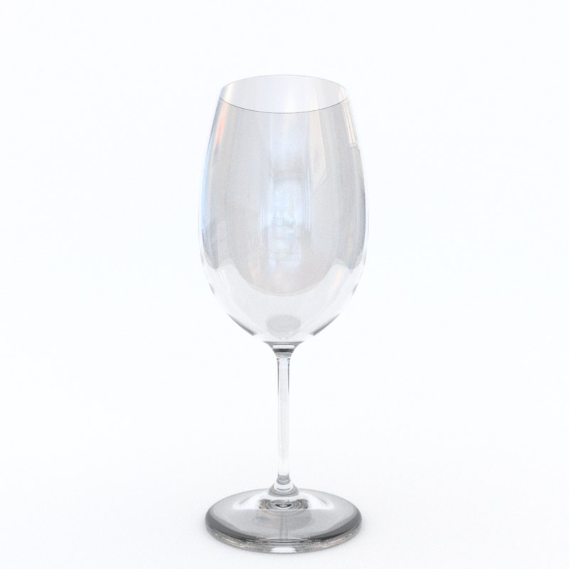 cabernet sauvignon red wine 3d 3ds