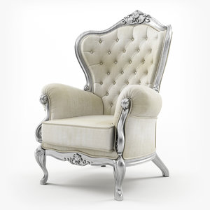 giusti portos baronessa chair 3d max