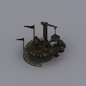 medieval fantasy catapult max