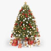 max modern christmas tree