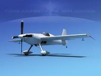 3d max extra flugzeugbau ea300 300s