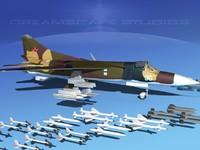 mig-23 flogger b fighter max