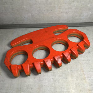 3ds max iron knuckle-duster
