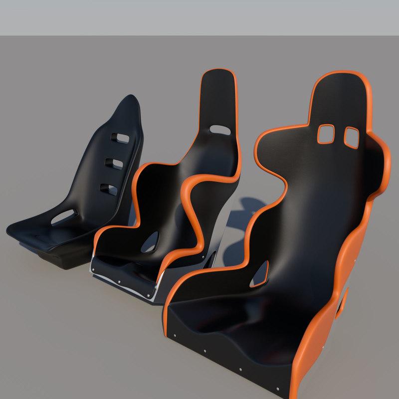 racing seats max