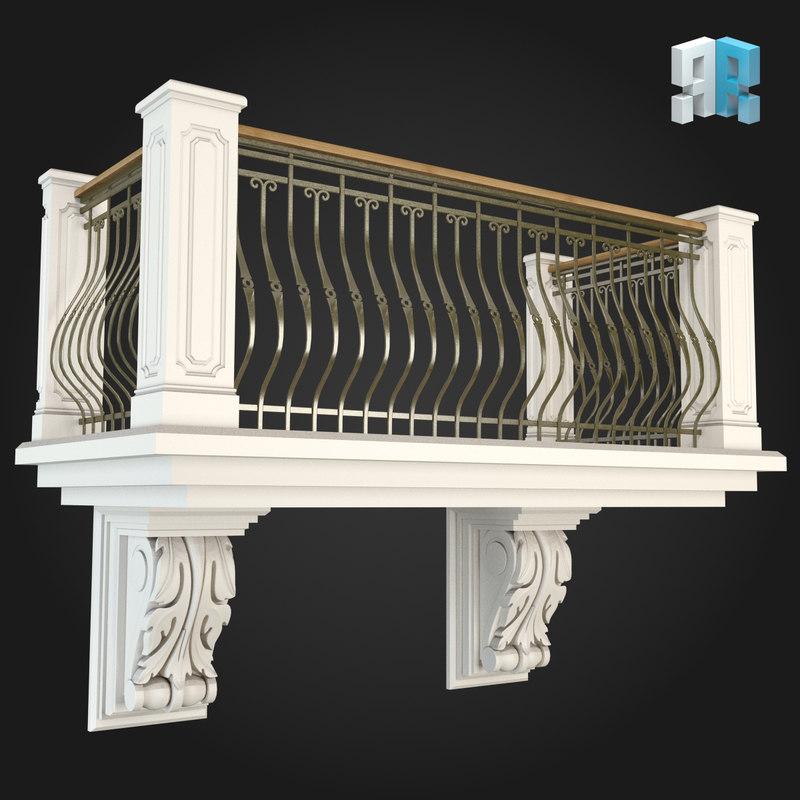 3d max architectural modules