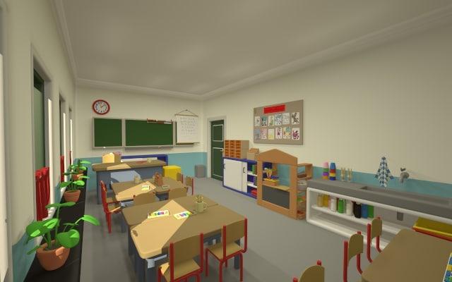 classroom style toon lwo