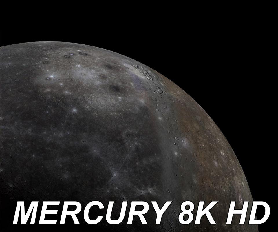 cinema4d planet mercury