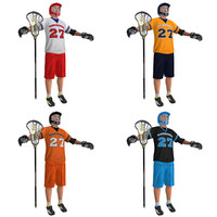 max pack lacrosse players