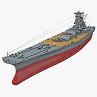 Japanisches Schlachtschiff Yamato