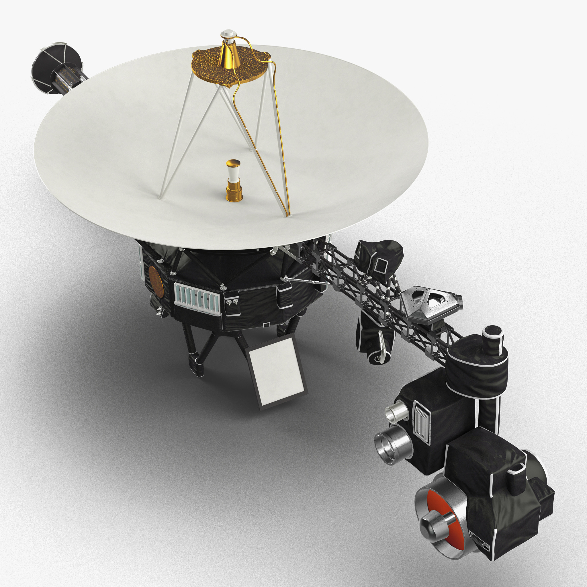 voyager 1 model - photo #2