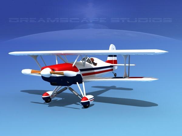obj starduster cockpit single