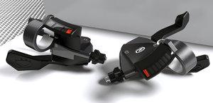 set lx shifters mountain bike 3ds
