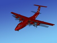 Dehavilland DHC-7 Air Greenland